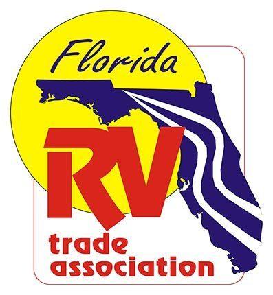Florida RV Trade Association FRVTA logo