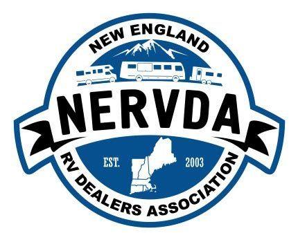 New England RV Dealers Association NERVDA logo