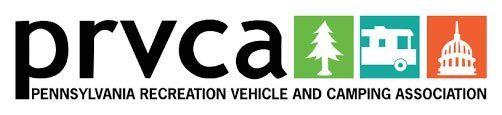 Pennsylvania RV and Camping Association PRVCA logo