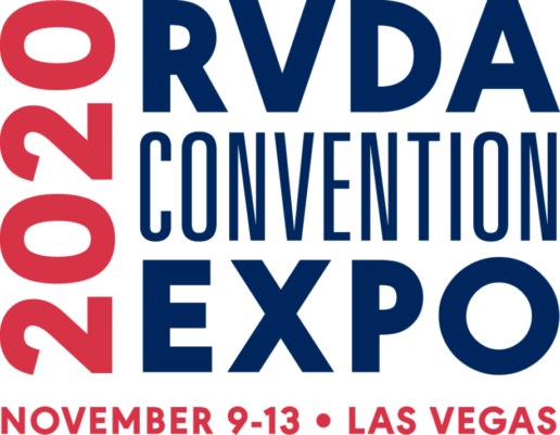 RVDA 2020 Convention/Expo logo