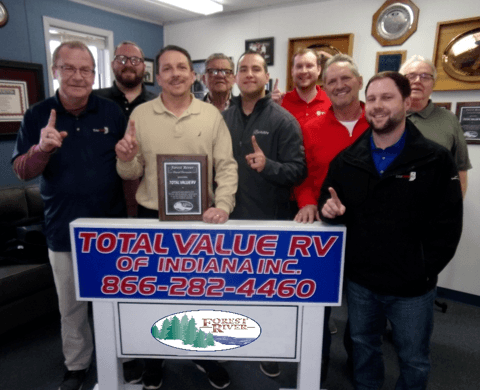 Photo of Total Value RV sales staff