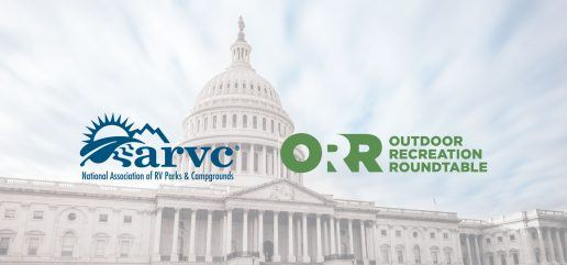 An image of the ARVC and ORR logos