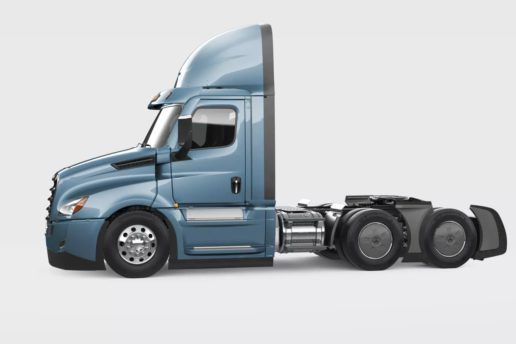 Freightliner Trucks Cascadia chassis