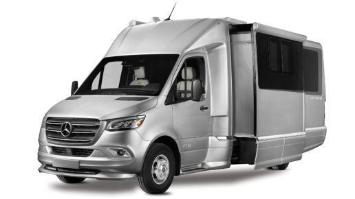 A photo of the new Airstream 2020 Atlas